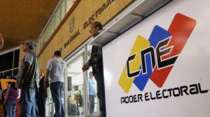 Consejo Nacional Electoral / AVN