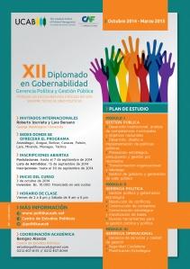 Afiche Gobernabilidad 2014 FINAL