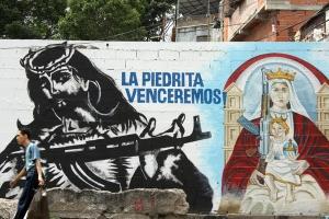 MURALES - LA PIEDRITA - 23 DE ENERO