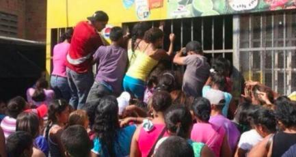 Colas Venezuela
