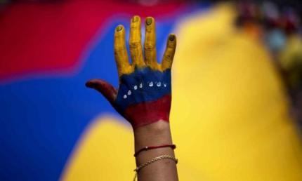 VENEZUELA--Venezolanos-en-Panam--rezan-por-elecciones-legislativas-gonzalo-morales