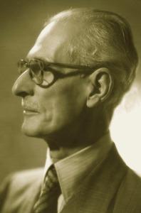 General Eleazar López Contreras, militar y político, elegido por el Congreso Nacional en abril de 1936 como presidente constitucional de Venezuela para el periodo 1936 - 1943. Colección Marín Ernst.