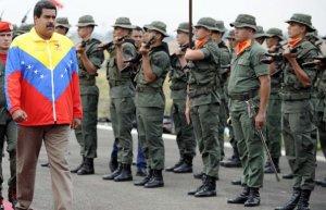 Maduro-militares