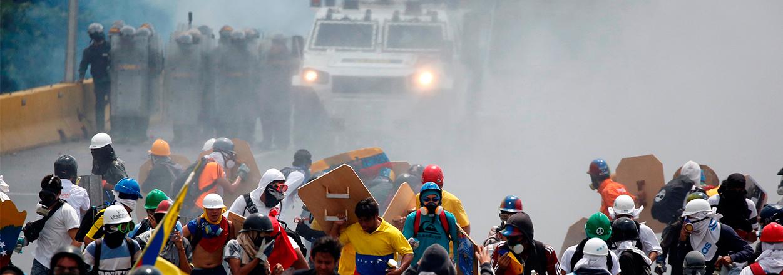 Está Venezuela en una guerra civil de cuarta generación?   PolítiKa UCAB
