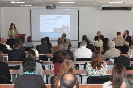 Presentación del informe de gestión del CEPyG