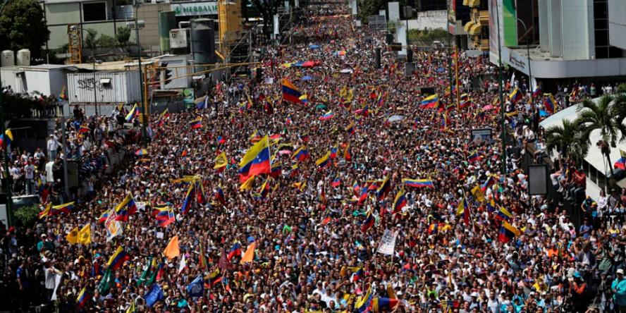 Foto: Este 16-N los venezolanos volvieron a salir a las calles